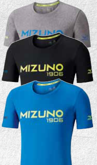 TEESHIRT HERITAGE MIZUNO