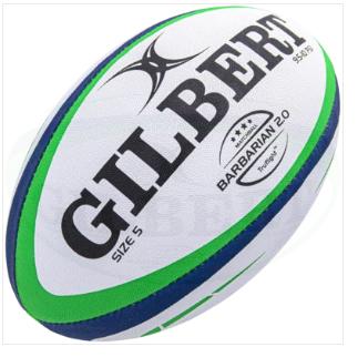 Insigne d/épinglette de sport de ballon de rugby