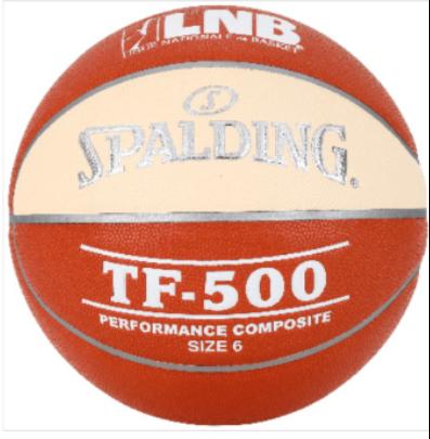 ballon de basket Spalding LNBTF500