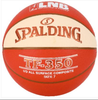 ballon de basket Spalding LNBTF350