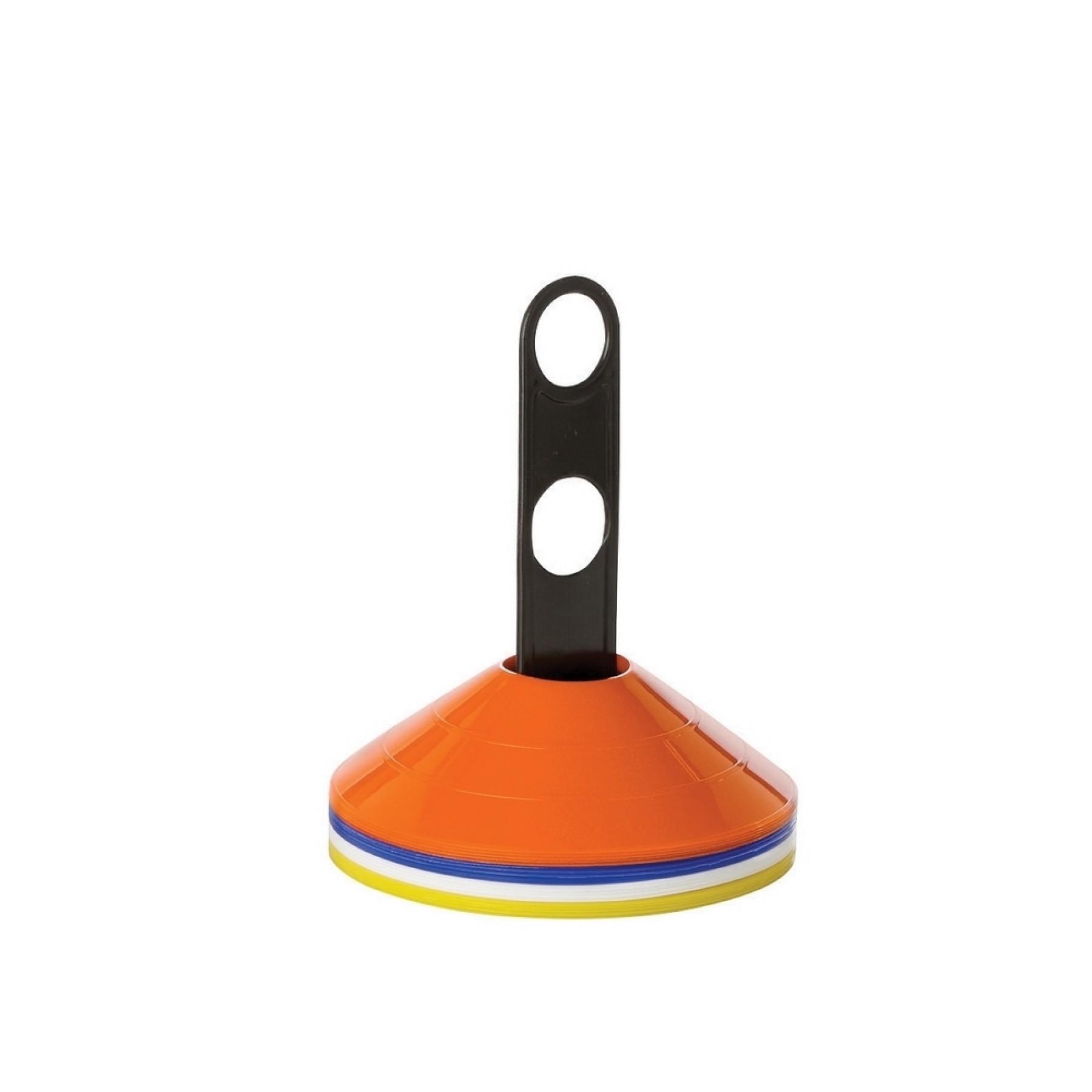 Kit de 20 cônes avec support