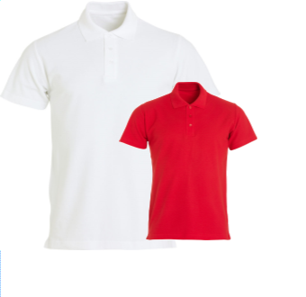 POLO BASIC TEAM 100% COTON