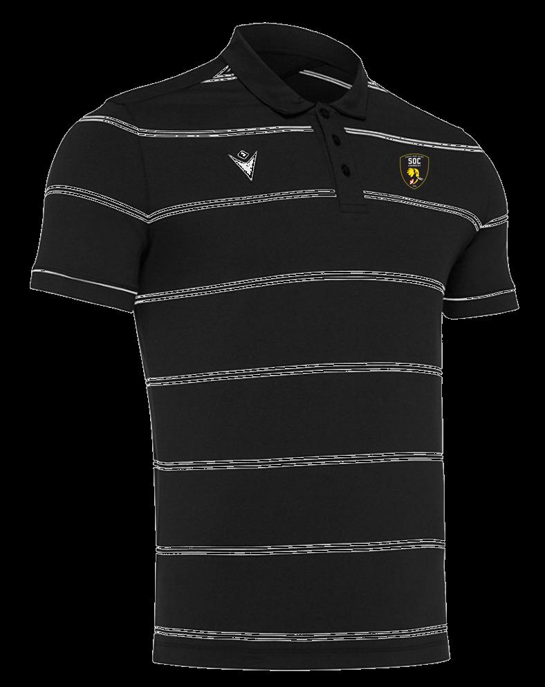 Polo SOC Rugby MACRON